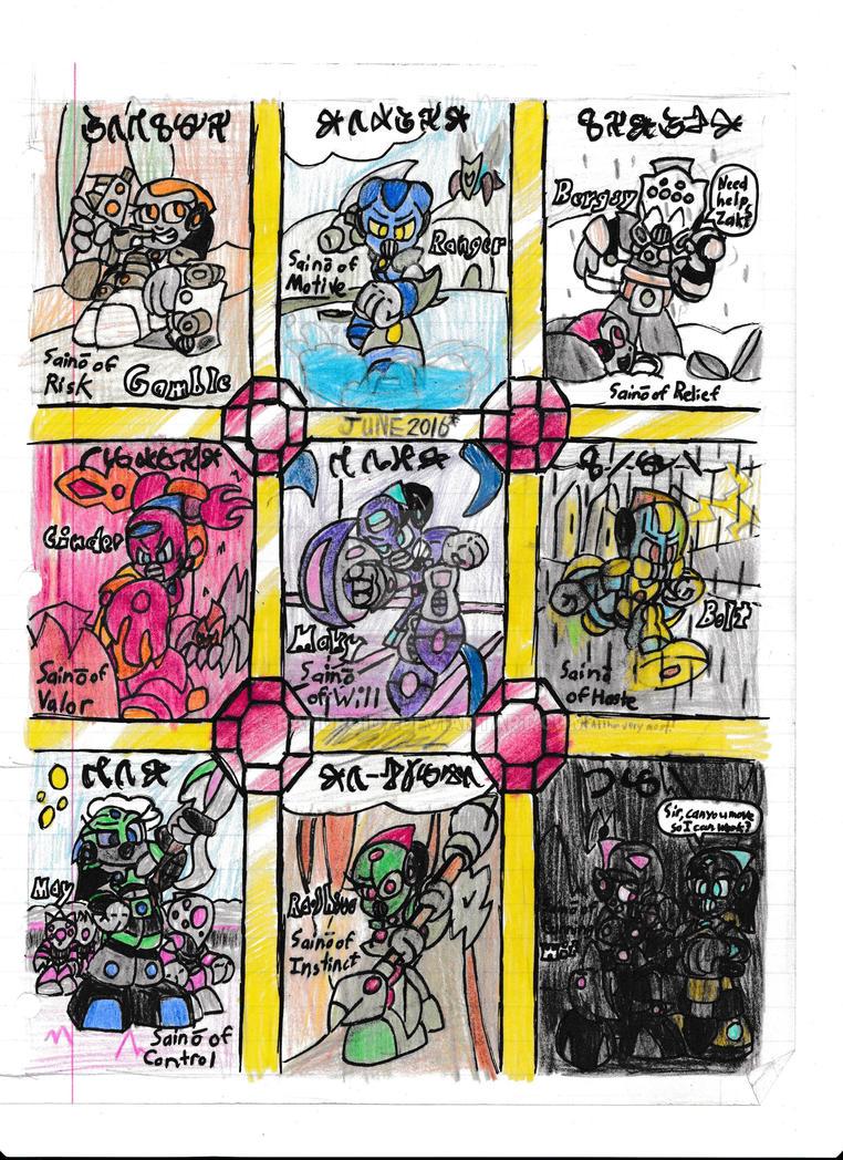 Fantaji Muons! Coming June 2016! by Randroid7
