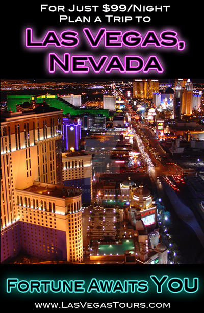 Las Vegas advertisement by CmM359821