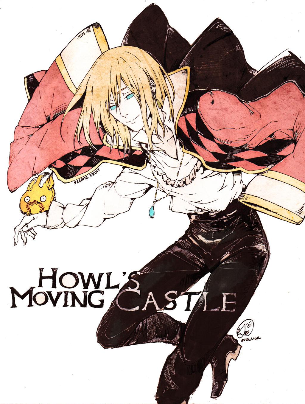Howl by SesameFruit