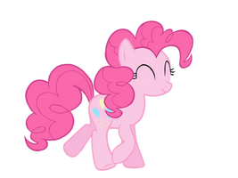 Pinkie Pie Trotting by metalock989