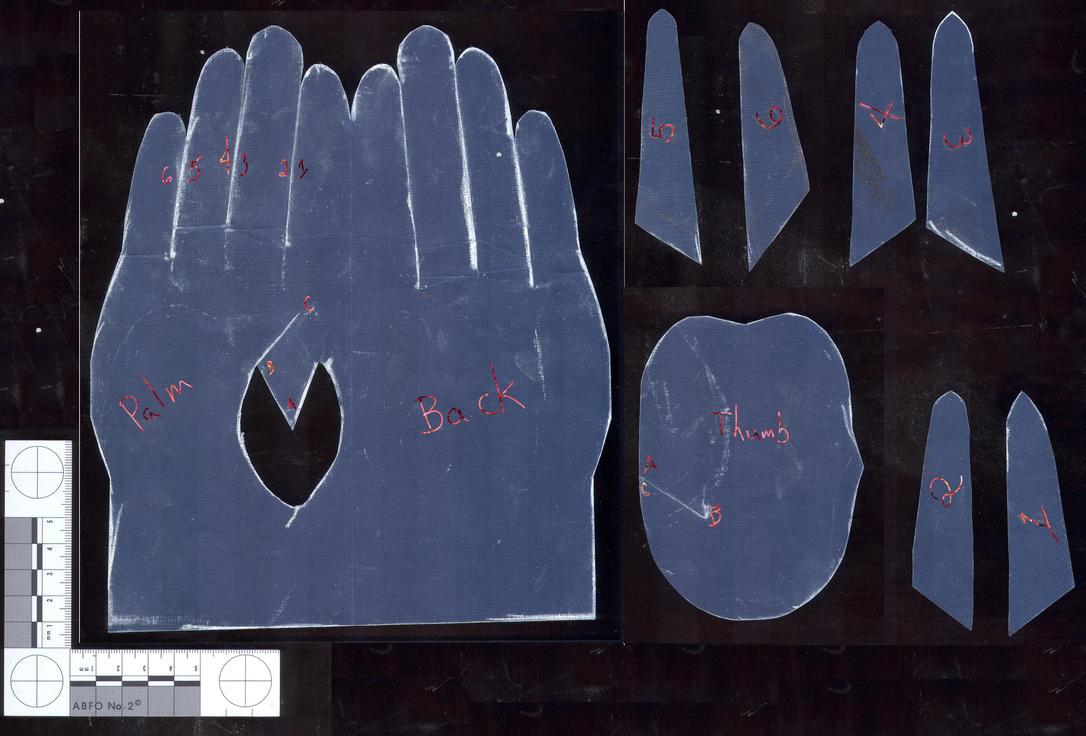 My custome glove pattern by ipneto