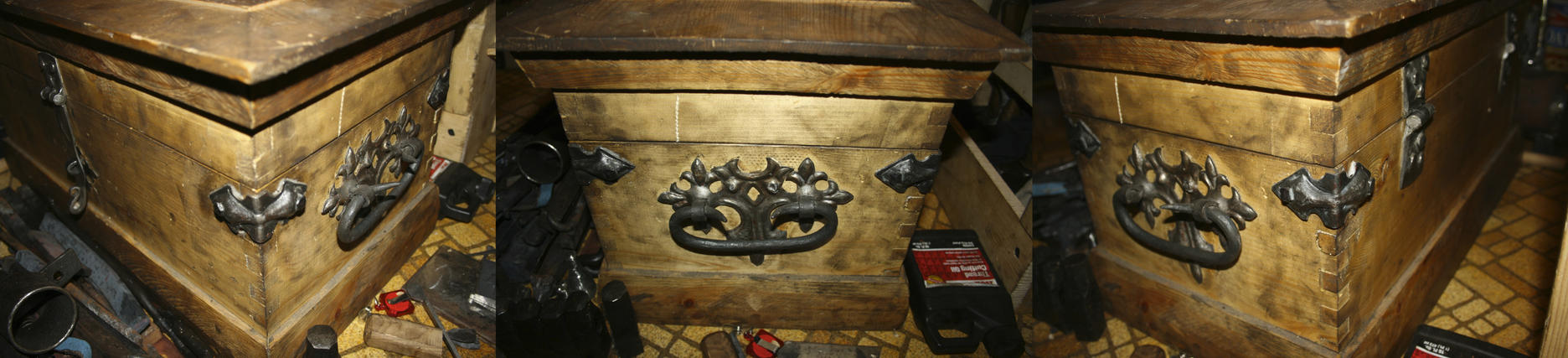 corner braces for my tool chest by ipneto