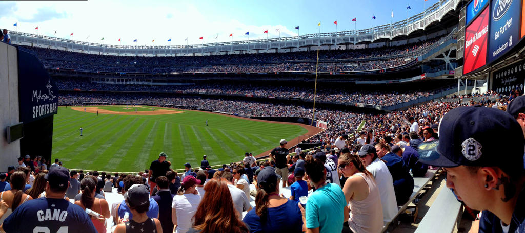 @ Yankee Stadium by native65