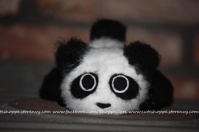 Panda Bear Amigurumi by artbyswink on DeviantArt