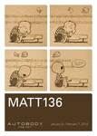 solo show flier by matt136