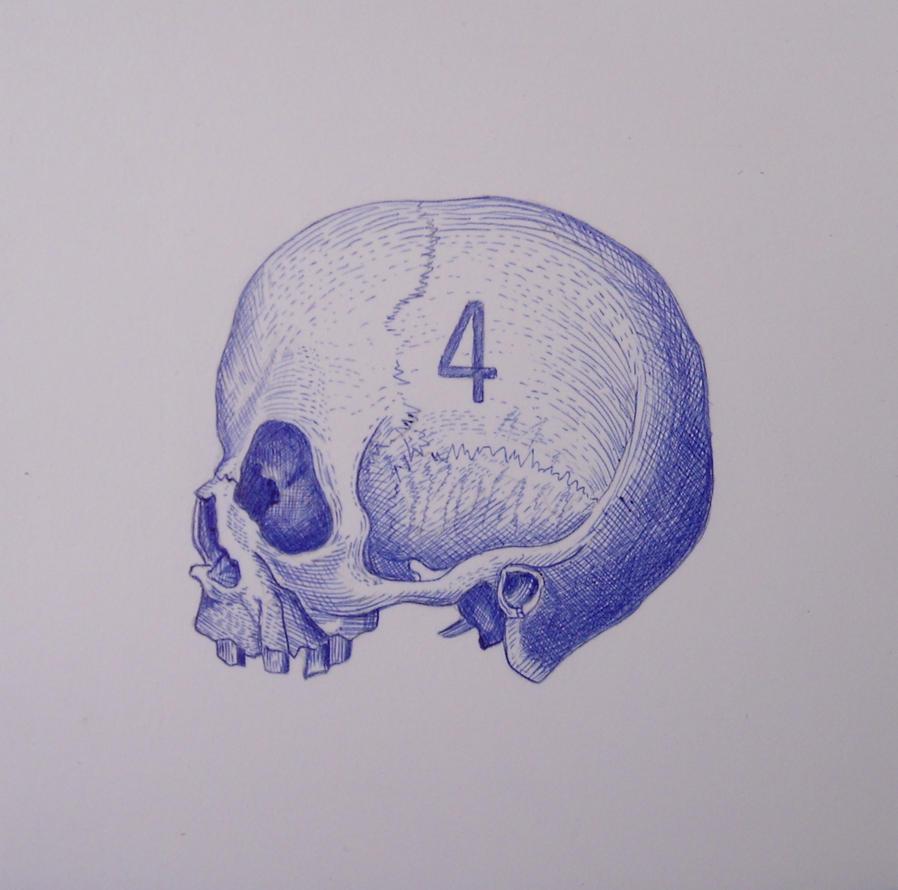 Baby Skull 4 By Matt136 On Deviantart