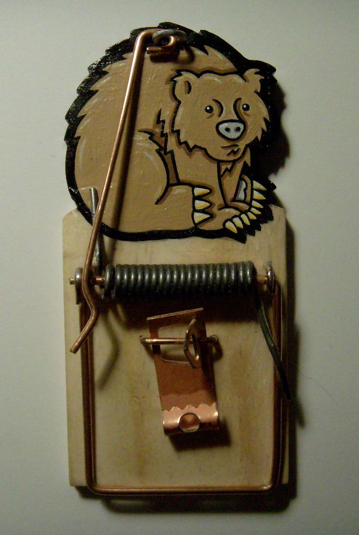 bear trap by matt136
