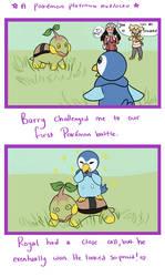 Platinum Nuzlocke Comic Page 3