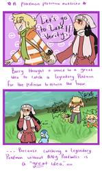 Platinum Nuzlocke Comic Page 4