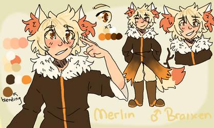 Merlin Leroux