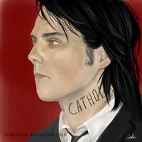 Gerard Way by Makacas
