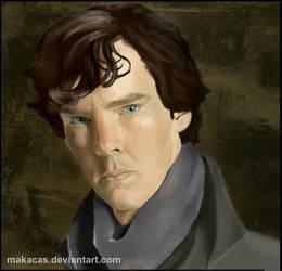 Sherlock by Makacas