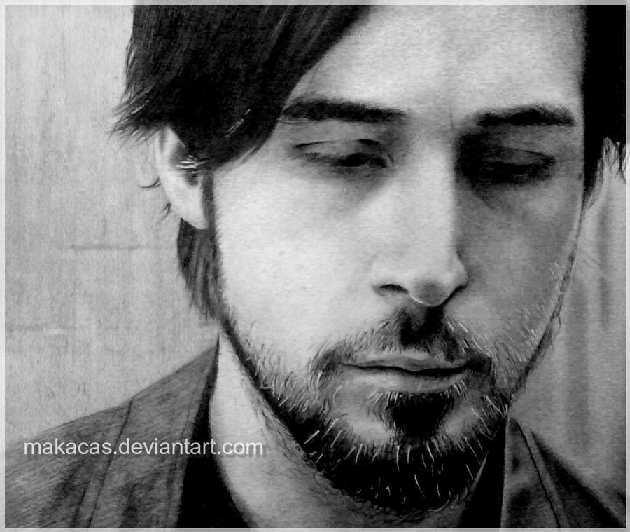 Ryan Gosling by Makacas