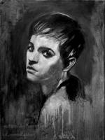 canvas 30*40.oil by Makacas