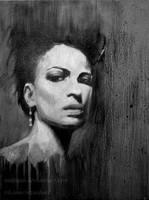 canvas 30*40. oil by Makacas