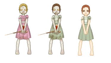 Little sisters by kawaii-art