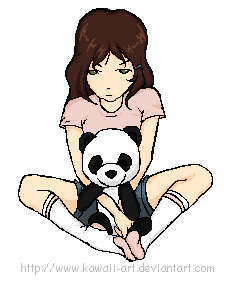 Friend by kawaii-art