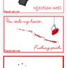 Valentine Cards. by kawaii-art
