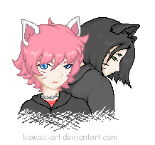 Brena And Sechs by kawaii-art
