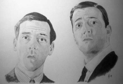 jeeves and wooster by ArtHritis