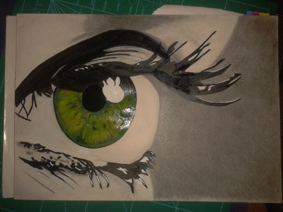 eye by ArtHritis