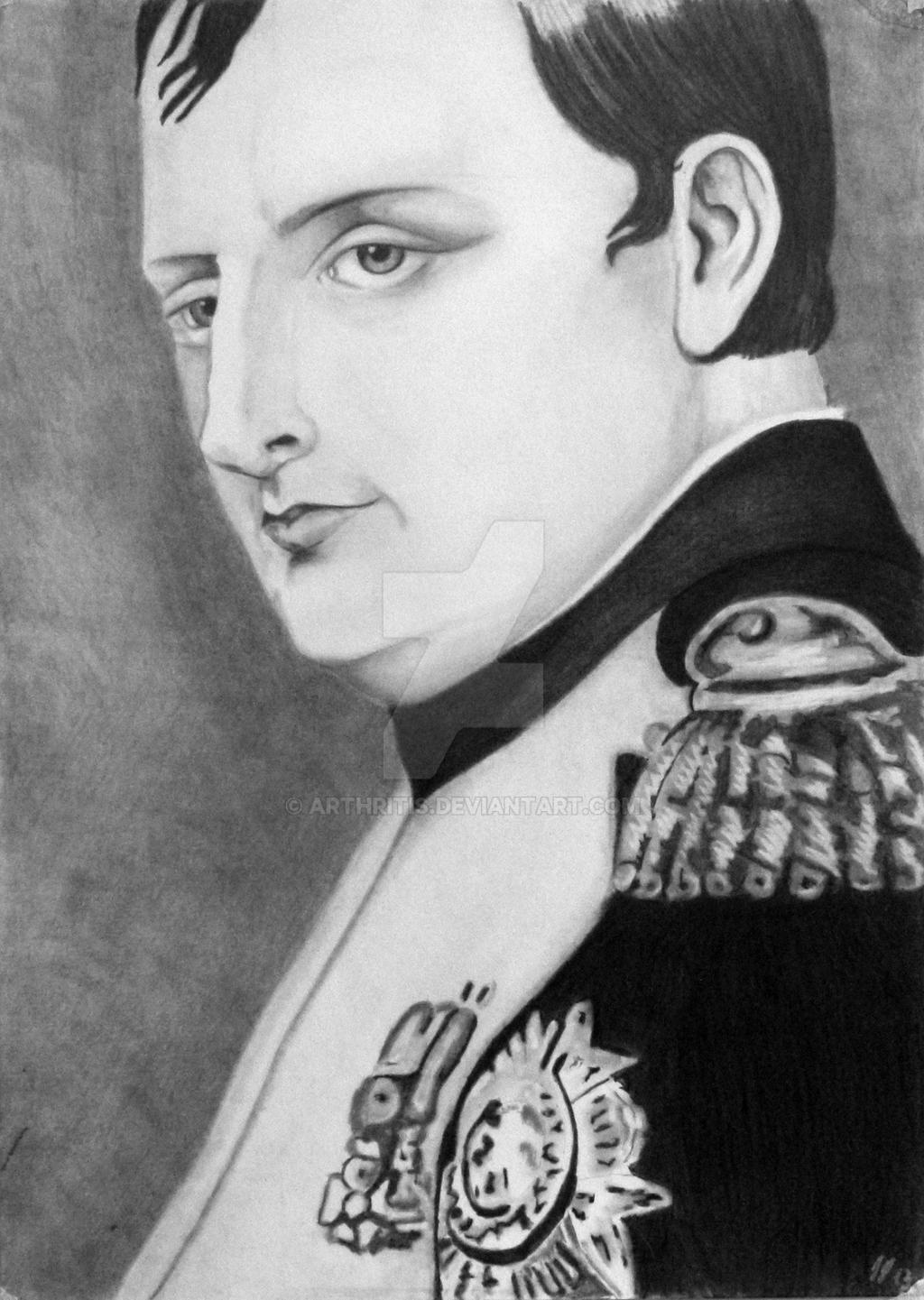 Napoleon Bonaparte by ArtHritis