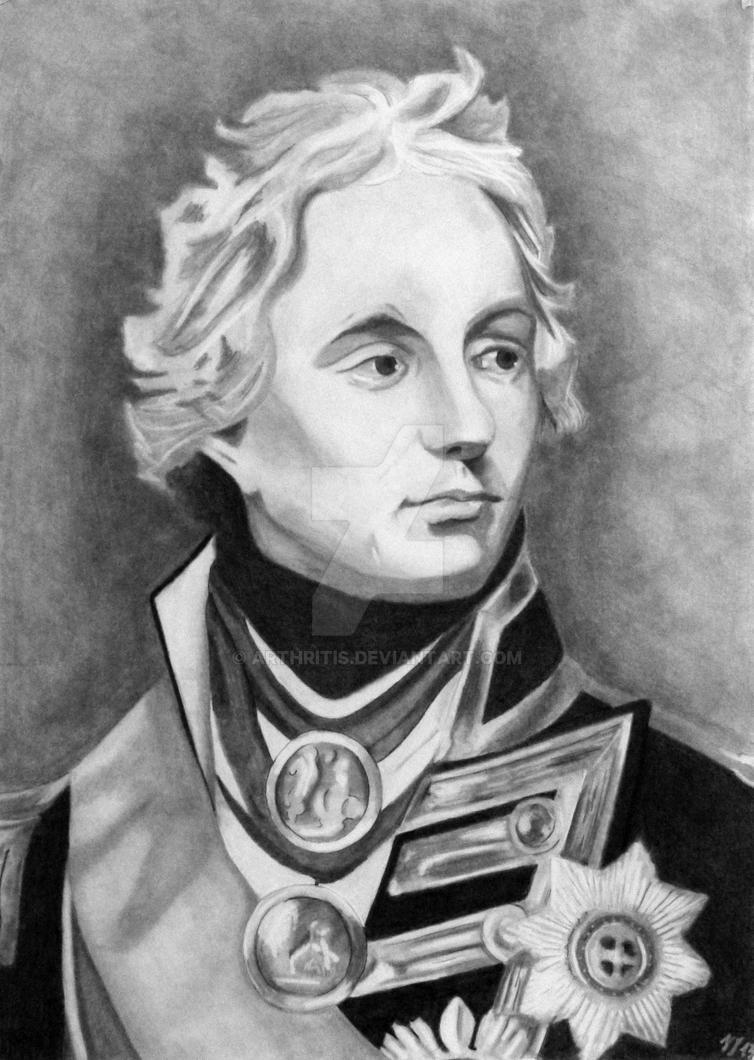 Horatio Nelson by ArtHritis