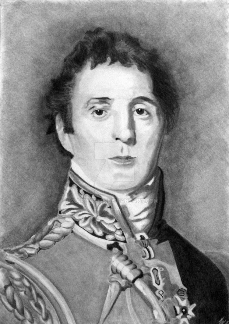 Arthur Wellesley 1sr duke of Wellington by ArtHritis