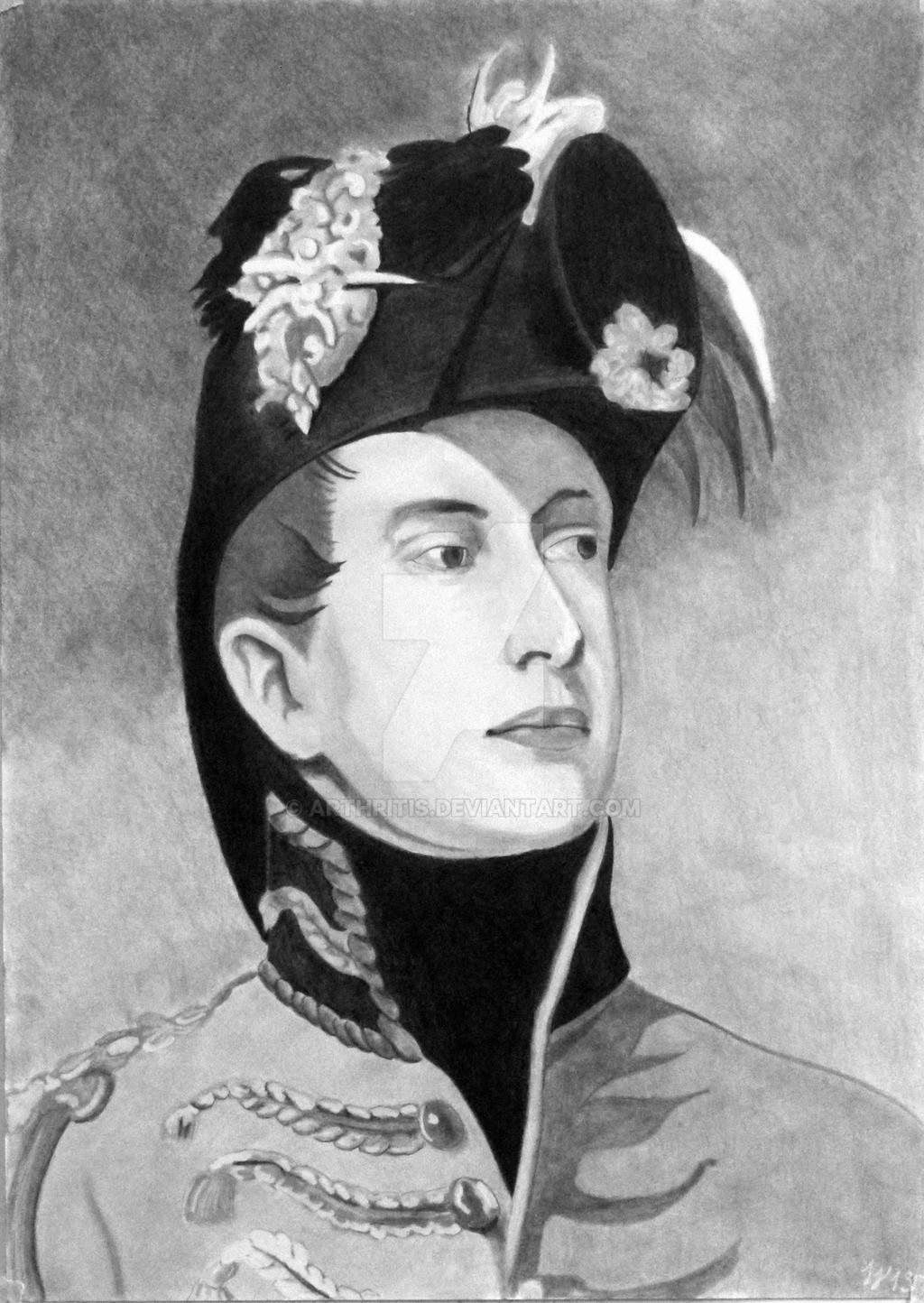 Prince Willem of Oranje by ArtHritis