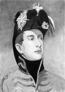 Prince Willem of Oranje