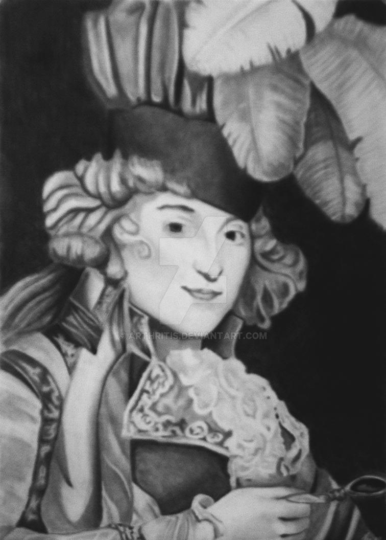 Dorothy Jordan by ArtHritis