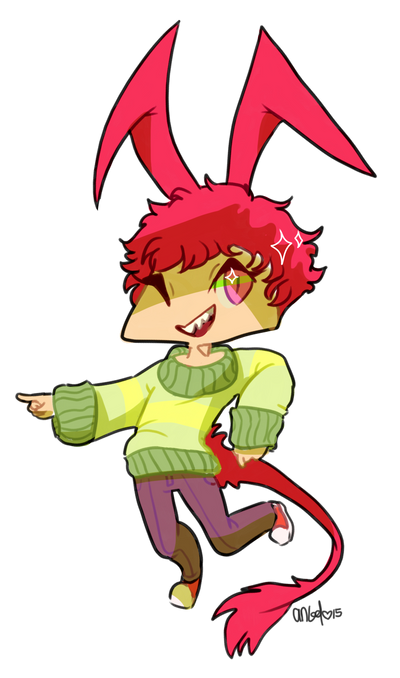 I'm No Rabbit! by angelmermaid