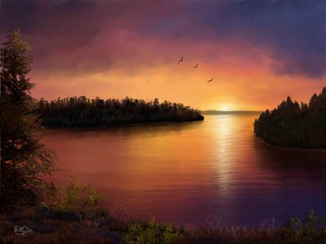 Woodridge Lake