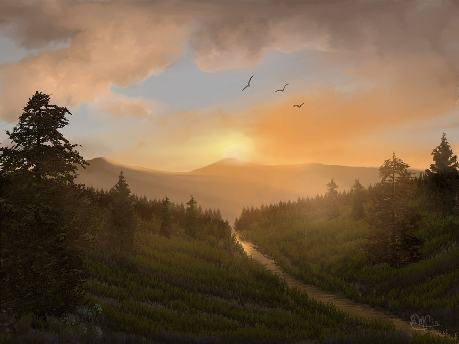 Pine Valley by Sillybilly60
