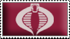 COBRA stamp Crimson Guard by SolomonMars