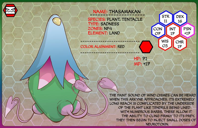 Monster of the week 016 by SolomonMars