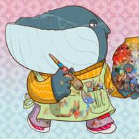 MerMay | 27 Humpback Whale