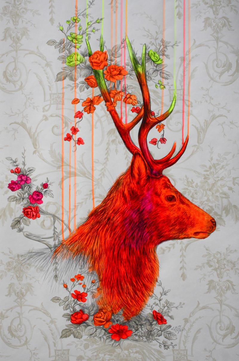 Wild Setting by LouiseMcNaught