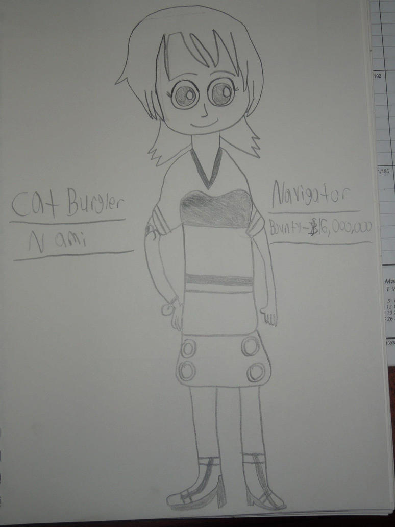 Nami by MidniteAndBeyond
