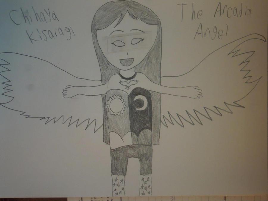 The Arcadia Angel by MidniteAndBeyond