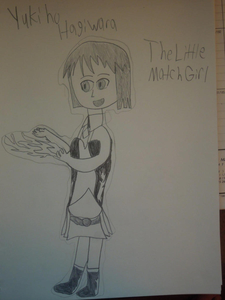 The Little Match Girl by MidniteAndBeyond