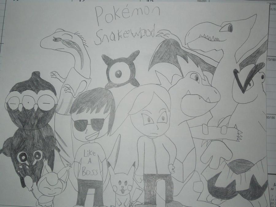 Pokemon Snakewood: NINTENDOlp by MidniteAndBeyond