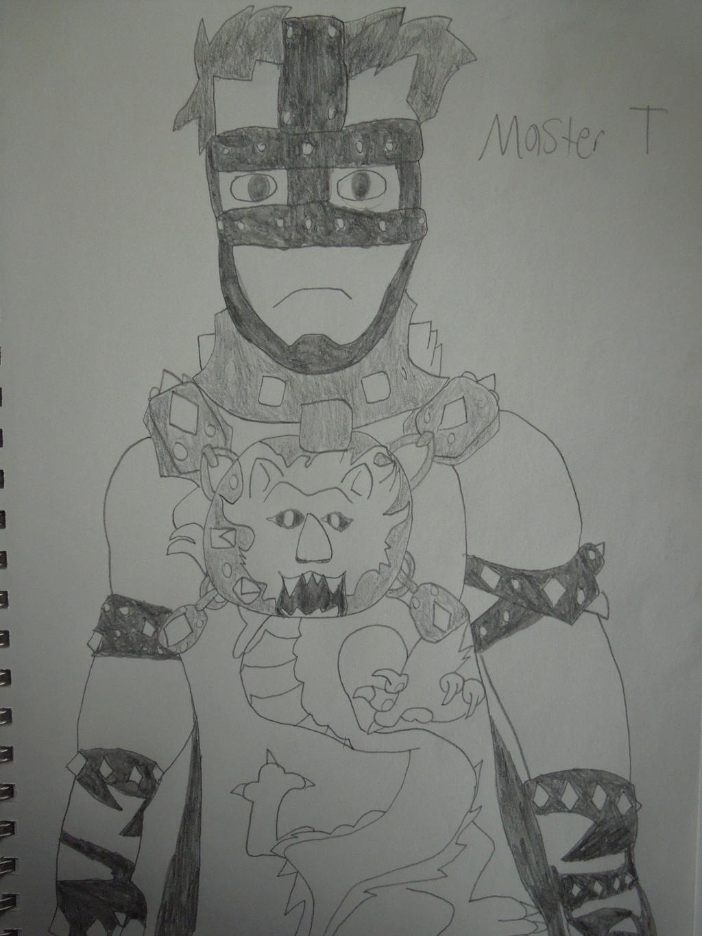 Code Of Princess: Master T by MidniteAndBeyond