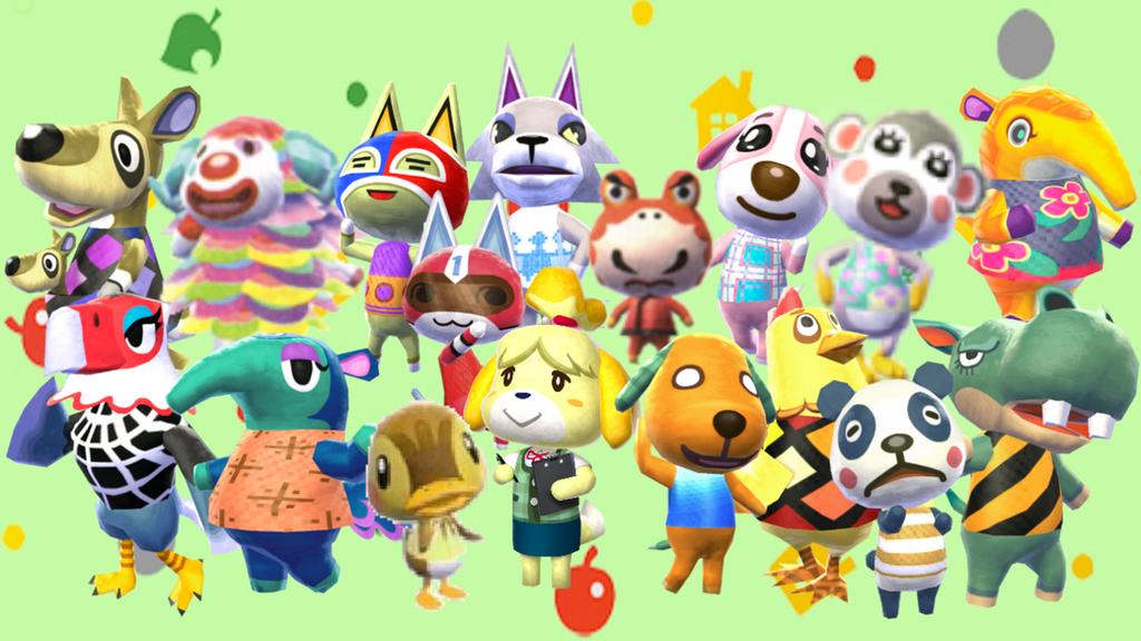 Animal Crossing New Leaf Kid Cat