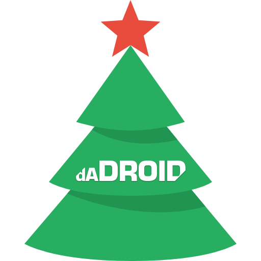 Christmas-tree-dadroid by dADroid-bot