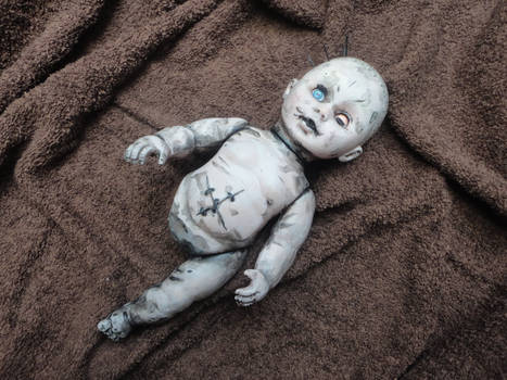 Doll from Death Stranding