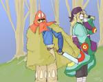 Manly Mononoke