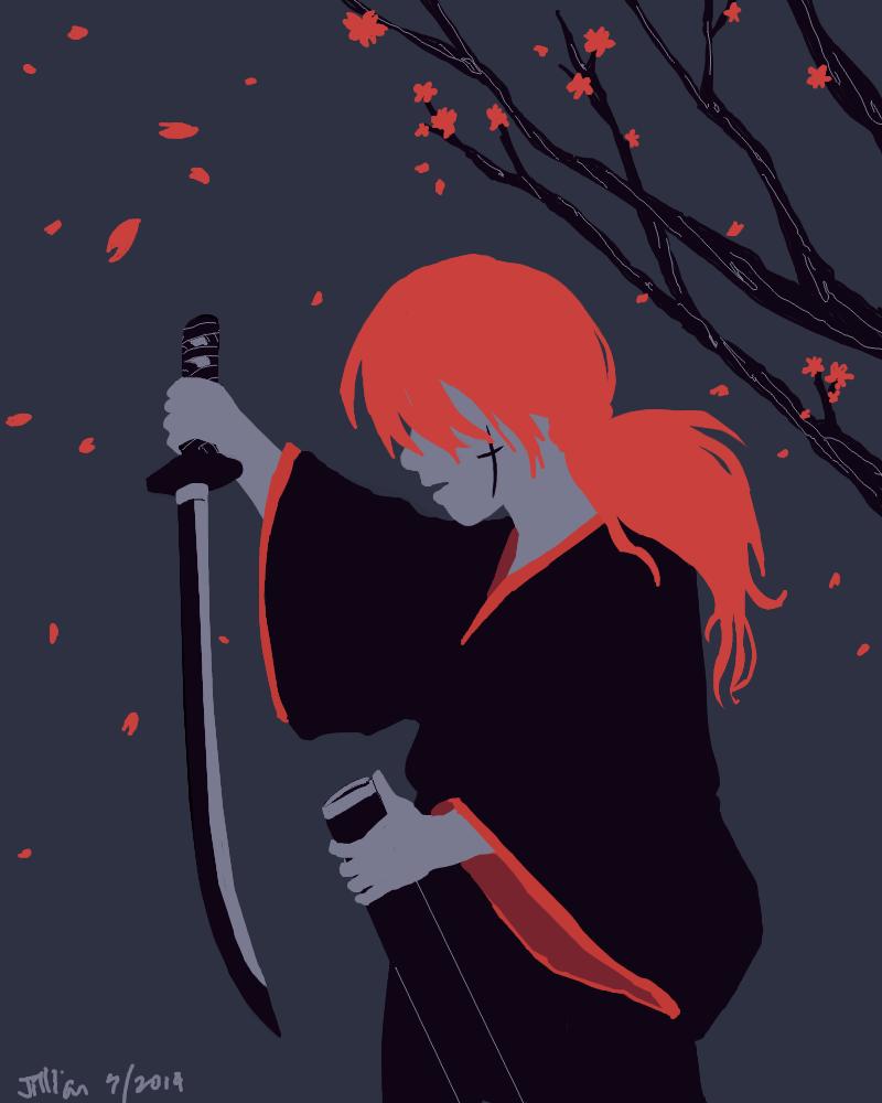 Kenshin by YuYuchan