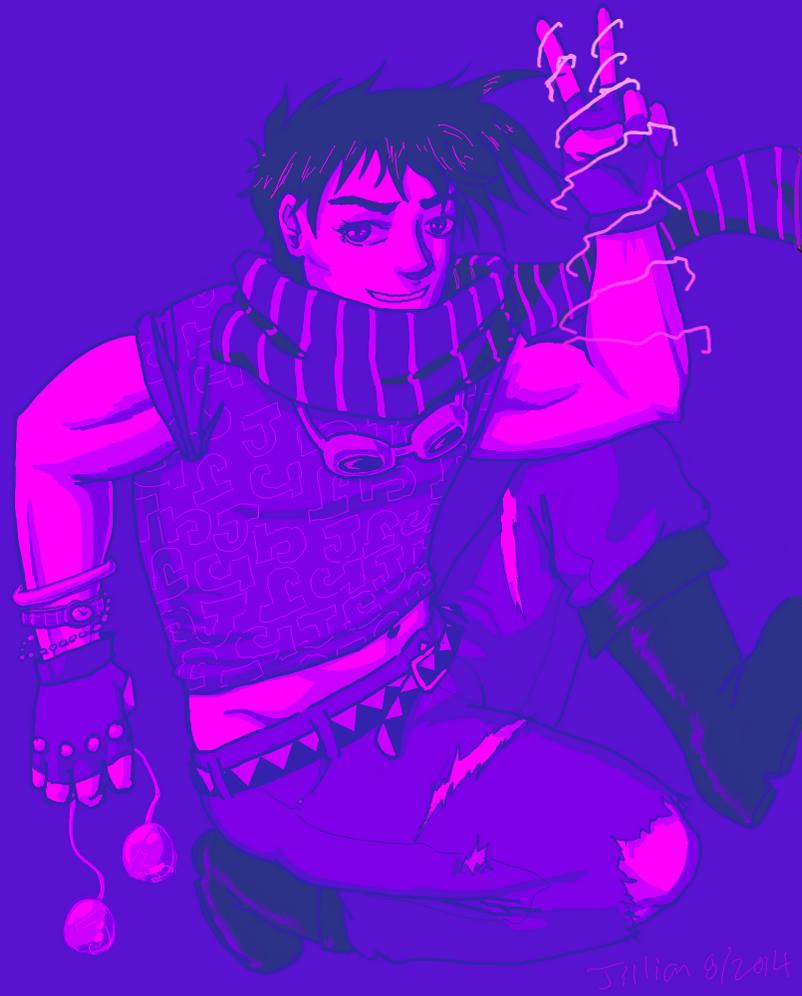 Joseph: Ball Buster by YuYuchan