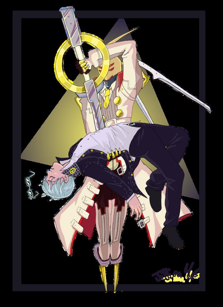 Persona 4: The Fool by YuYuchan